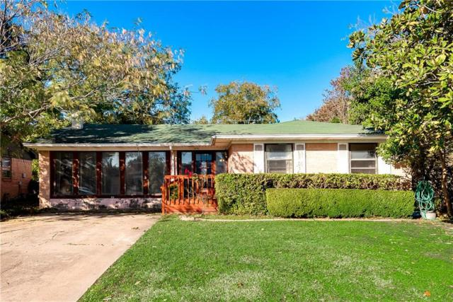 1214 Colfax Drive, Richardson, TX 75080 (MLS #13973071) :: Hargrove Realty Group