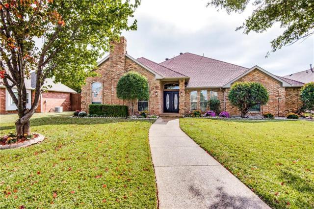 4236 Whistler Drive, Plano, TX 75093 (MLS #13973093) :: Van Poole Properties Group