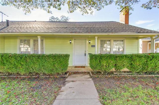 212 Sunset Drive, Cleburne, TX 76033 (MLS #13973099) :: RE/MAX Pinnacle Group REALTORS