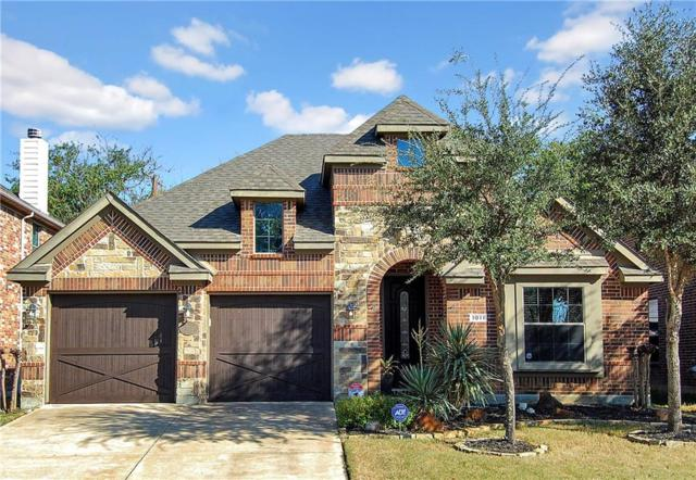 1011 Texas Star Court, Euless, TX 76040 (MLS #13973207) :: The Holman Group
