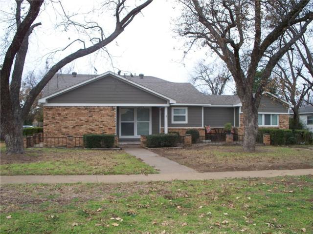 1214 Carolina Street, Graham, TX 76450 (MLS #13973218) :: RE/MAX Town & Country
