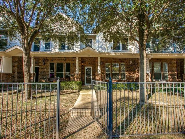 729 S Poydras Street, Lewisville, TX 75057 (MLS #13973223) :: Team Tiller