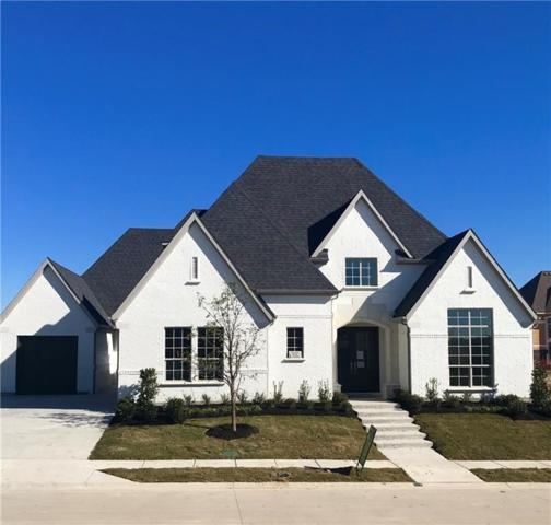 811 Brett Drive, Allen, TX 75013 (MLS #13973312) :: Kimberly Davis & Associates