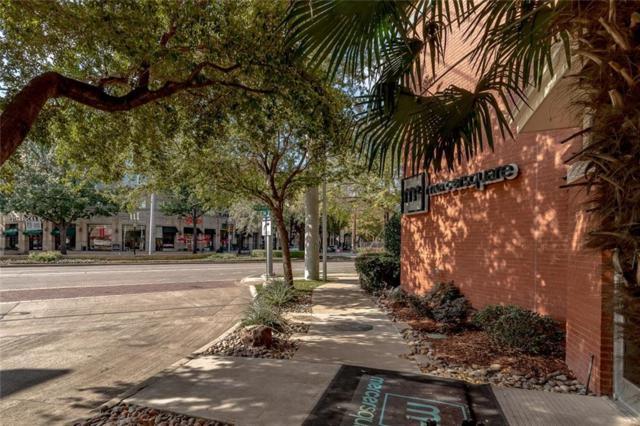 2950 Mckinney Avenue #317, Dallas, TX 75204 (MLS #13973341) :: The Heyl Group at Keller Williams