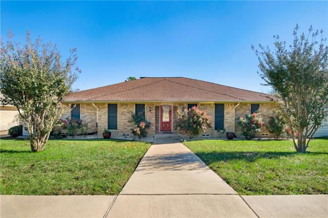 1310 Pecan Valley Drive, Garland, TX 75043 (MLS #13973356) :: Kimberly Davis & Associates