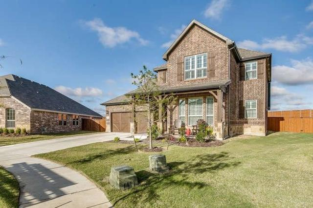 15121 Teasley Avenue, Aledo, TX 76008 (MLS #13973390) :: The Mitchell Group