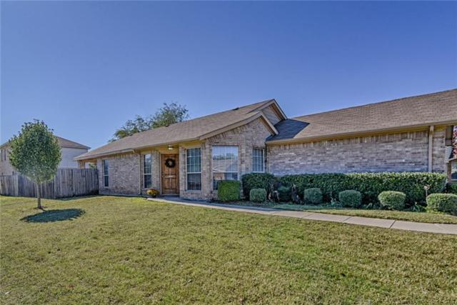 1101 Cottonwood Drive, Crowley, TX 76036 (MLS #13973411) :: The Mitchell Group
