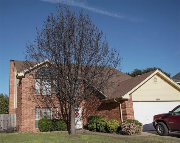 2824 Linden Lane, Grand Prairie, TX 75052 (MLS #13973431) :: RE/MAX Pinnacle Group REALTORS
