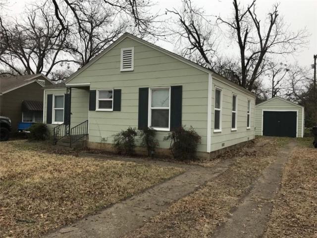 3233 Merida Avenue, Fort Worth, TX 76109 (MLS #13973444) :: The Holman Group