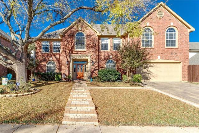 4221 Addington Place, Flower Mound, TX 75028 (MLS #13973446) :: Real Estate By Design