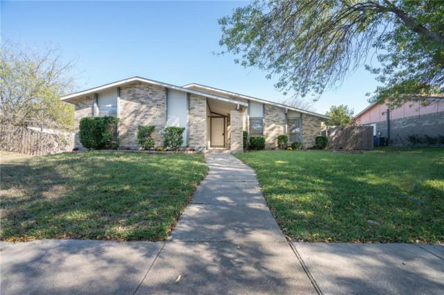 3718 Pinoak Drive, Grand Prairie, TX 75052 (MLS #13973449) :: The Holman Group