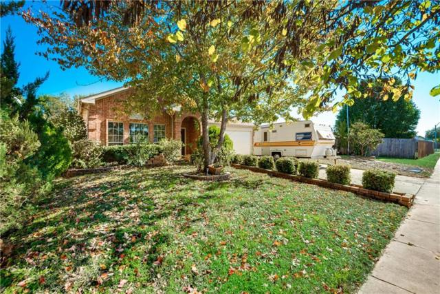 3346 Galaway Bay Drive, Grand Prairie, TX 75052 (MLS #13973458) :: The Holman Group
