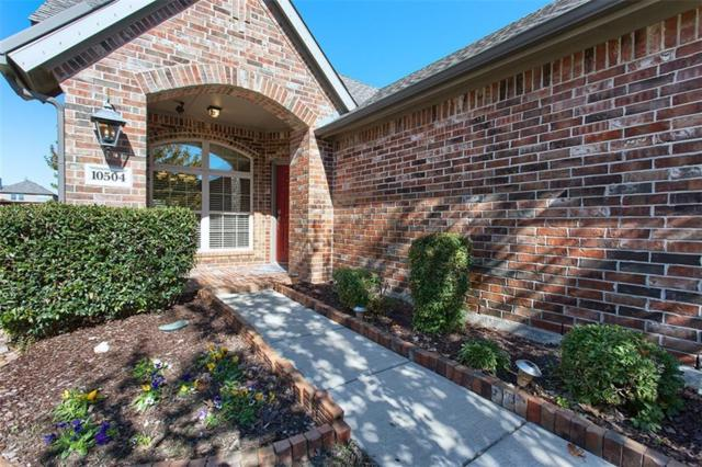 10504 Matador Drive, Mckinney, TX 75072 (MLS #13973460) :: Robbins Real Estate Group