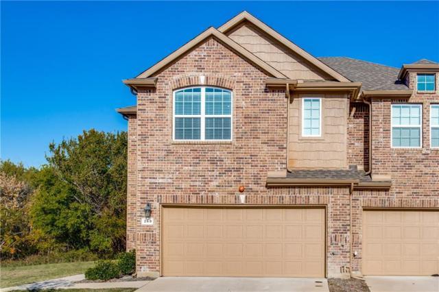 269 Barrington Lane, Lewisville, TX 75067 (MLS #13973473) :: Team Tiller