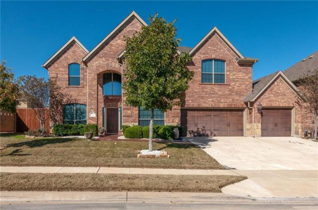 1201 Norfolk Street, Roanoke, TX 76262 (MLS #13973477) :: Baldree Home Team