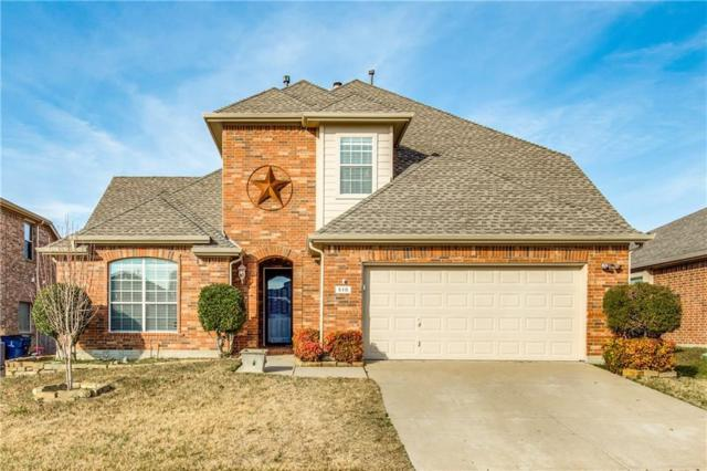 510 Andalusian Trail, Celina, TX 75009 (MLS #13973531) :: Real Estate By Design
