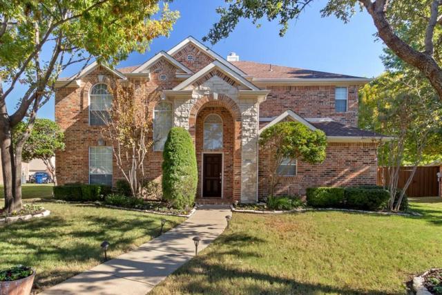 2051 Westwood Court, Frisco, TX 75033 (MLS #13973546) :: Kimberly Davis & Associates