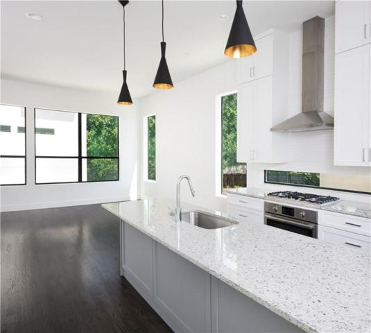 5811 Lindell Avenue #102, Dallas, TX 75206 (MLS #13973555) :: The Real Estate Station
