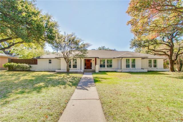 4228 Mendenhall Drive, Dallas, TX 75244 (MLS #13973560) :: Team Tiller