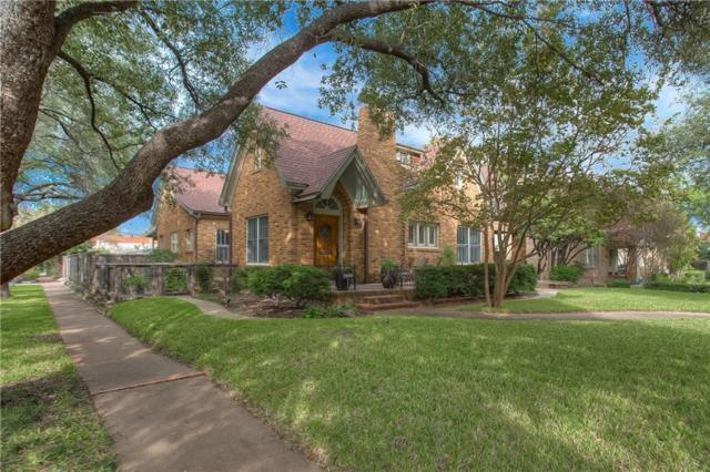 2116 Pembroke Drive, Fort Worth, TX 76110 (MLS #13973564) :: The Mitchell Group