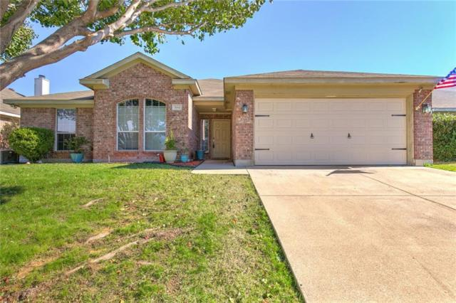 304 Rock Meadow Drive, Crowley, TX 76036 (MLS #13973572) :: The Mitchell Group