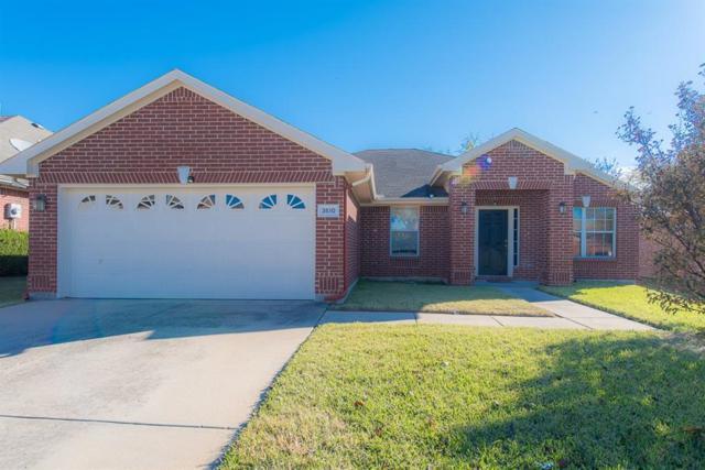 3510 Sedona Drive, Grand Prairie, TX 75052 (MLS #13973591) :: RE/MAX Pinnacle Group REALTORS