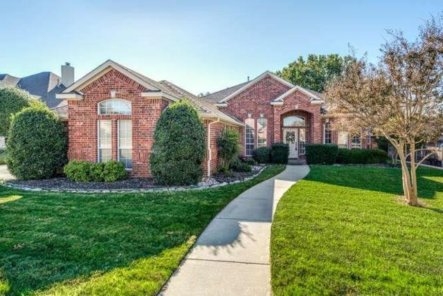 1300 Woodvale Drive, Bedford, TX 76021 (MLS #13973620) :: The Mitchell Group