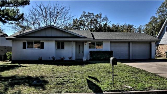 751 Briarwood Lane, Hurst, TX 76053 (MLS #13973622) :: The Holman Group