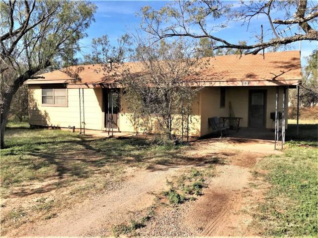 202 E Benjamin Street, Benjamin, TX 79505 (MLS #13973644) :: RE/MAX Town & Country