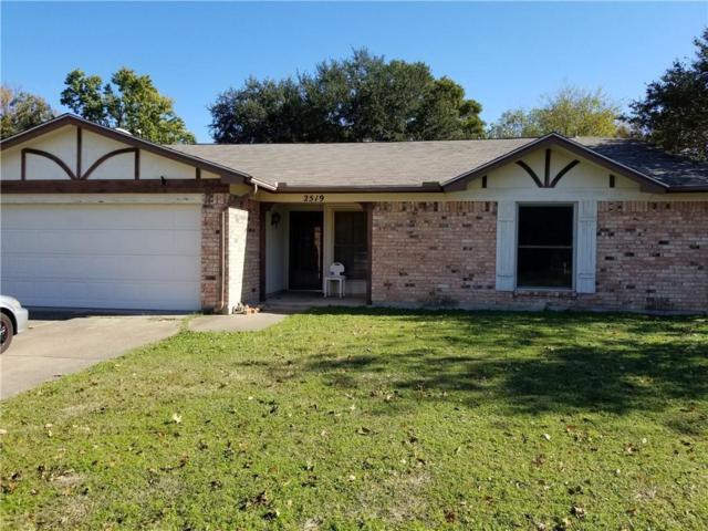 2519 Nelwin Place, Arlington, TX 76016 (MLS #13973657) :: The Holman Group