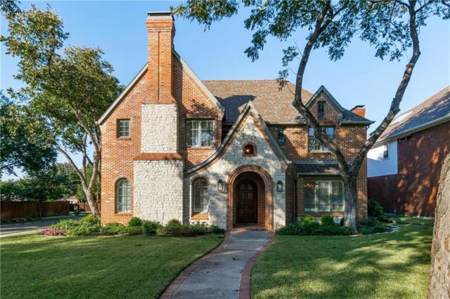 3240 Rankin Street, University Park, TX 75205 (MLS #13973682) :: The Chad Smith Team