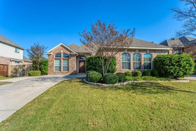 1141 Templemore Drive, Keller, TX 76248 (MLS #13973693) :: Team Tiller
