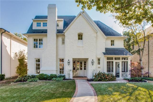 7810 Hanover Avenue, Dallas, TX 75225 (MLS #13973700) :: Robbins Real Estate Group