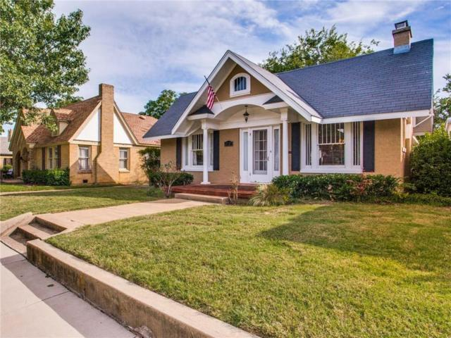 3737 W 7th Street, Fort Worth, TX 76107 (MLS #13973716) :: The Mitchell Group