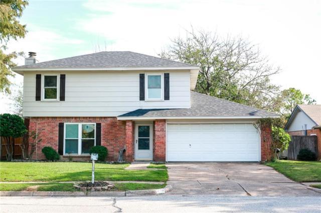 7712 Pebblebrook Drive, Watauga, TX 76148 (MLS #13973726) :: RE/MAX Pinnacle Group REALTORS