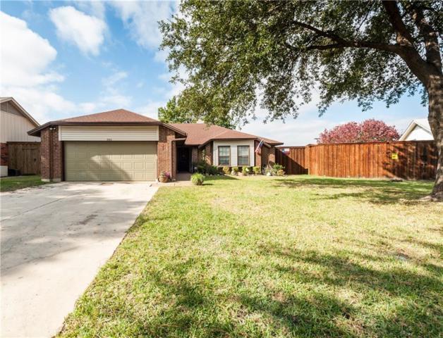 586 Calvert Court, Lewisville, TX 75067 (MLS #13973750) :: Baldree Home Team