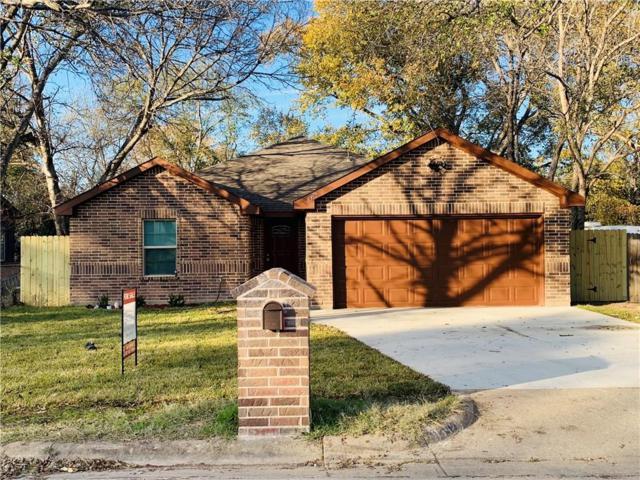 8352 Sussex Street, White Settlement, TX 76108 (MLS #13973816) :: Potts Realty Group