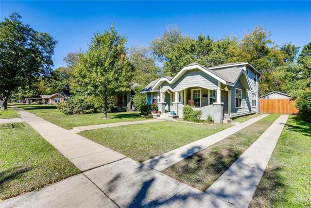 3816 Calmont Avenue, Fort Worth, TX 76107 (MLS #13973832) :: The Mitchell Group