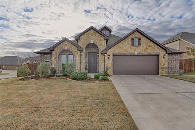 801 Star Grass Drive, Mansfield, TX 76063 (MLS #13973882) :: The Tierny Jordan Network