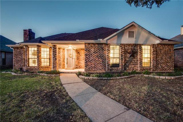 1909 Lavaca Trail, Carrollton, TX 75010 (MLS #13973893) :: Baldree Home Team