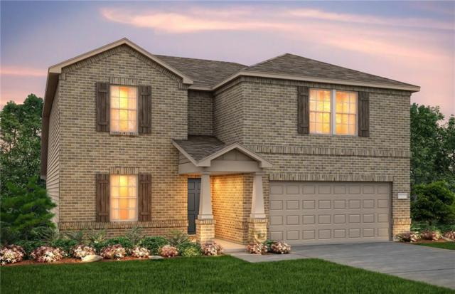 1809 Waggoner Drive, Aubrey, TX 76227 (MLS #13973900) :: Baldree Home Team