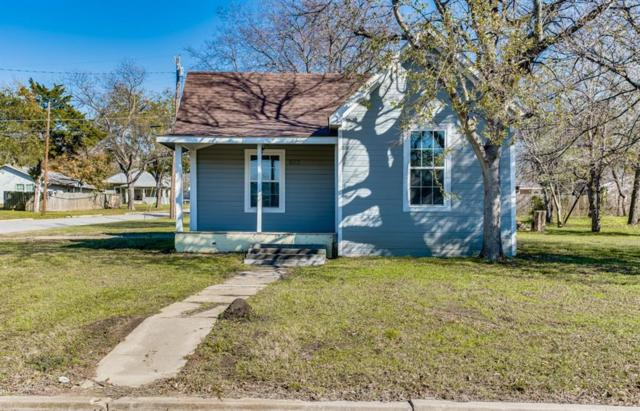 603 S Throckmorton Street, Sherman, TX 75090 (MLS #13973905) :: Baldree Home Team