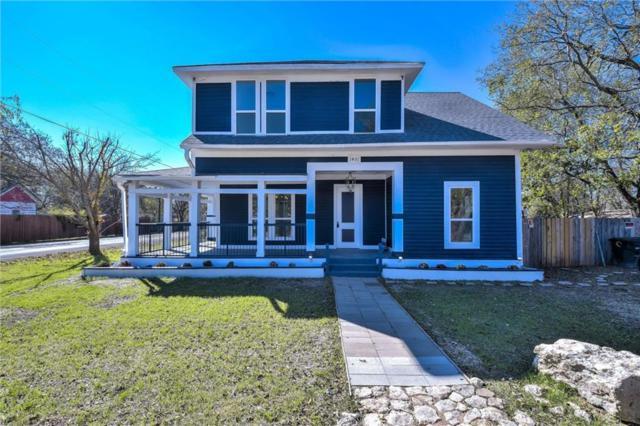 1401 N Wilhite Street, Cleburne, TX 76031 (MLS #13973907) :: RE/MAX Pinnacle Group REALTORS