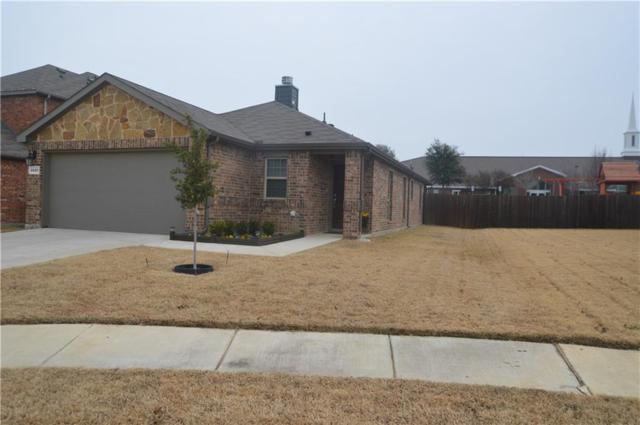 1437 Red River Drive, Aubrey, TX 76227 (MLS #13973909) :: Real Estate By Design