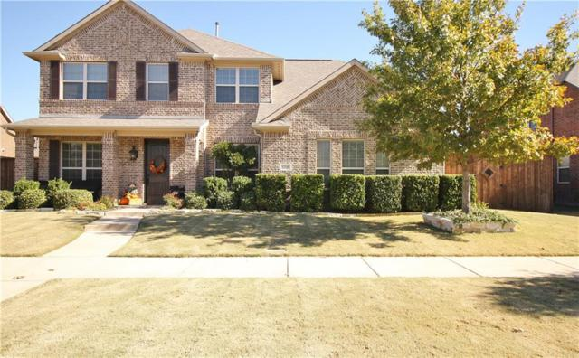 12760 Ridge Spring Drive, Frisco, TX 75035 (MLS #13973912) :: The Paula Jones Team | RE/MAX of Abilene