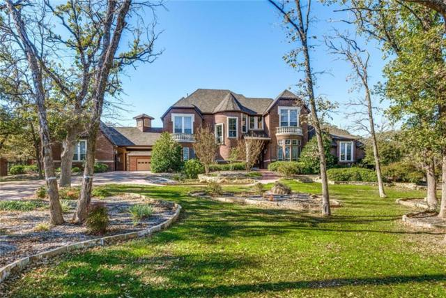 217 Hickory Ridge Court, Argyle, TX 76226 (MLS #13973914) :: Team Tiller