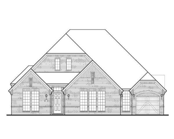 3921 Dewberry Lane, Prosper, TX 75078 (MLS #13973915) :: Baldree Home Team