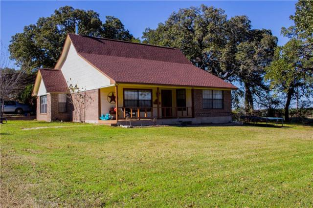 222 N Allen Street, Boyd, TX 76023 (MLS #13973932) :: RE/MAX Town & Country