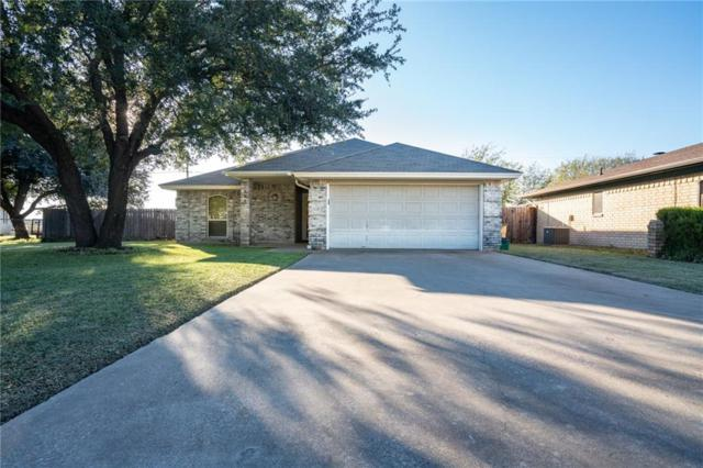 201 Hall Drive, Crowley, TX 76036 (MLS #13973981) :: The Mitchell Group