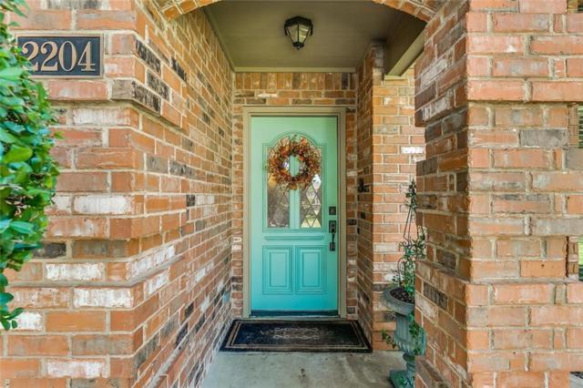 2204 Sapphire Drive, Arlington, TX 76017 (MLS #13973997) :: The Holman Group